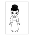 Women cartoon vector image vector image