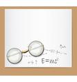 ry of relativity vector image
