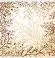 box plant vector image vector image