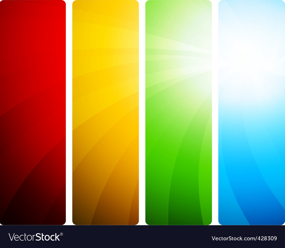 Funky backgrounds vector