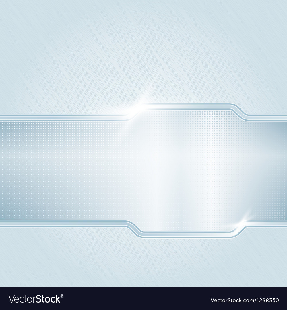 Metal abstract backround vector