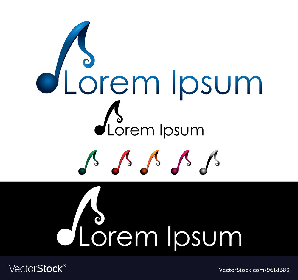Musicians and music industry icon vector