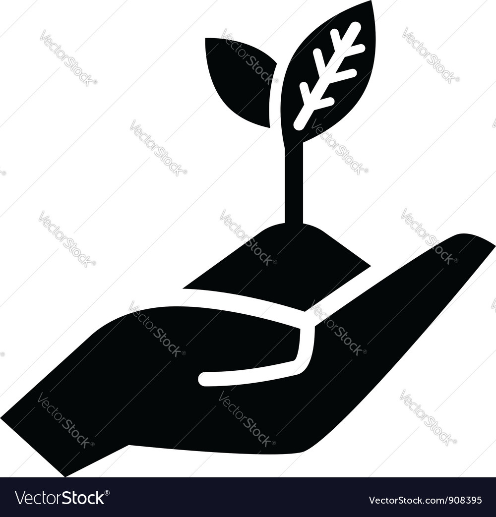 Growth concept icon vector