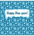 happy year vector image vector image