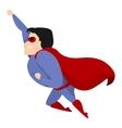 Super Hero Flying vector image