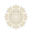 Mandala element for design vector image