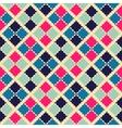 Retro beauty seamless pattern vector image vector image