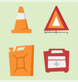 auto transport motorist icon symbol vehicle vector image