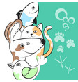 pets for business vector image