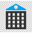 Multi-Storey House Icon vector image