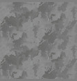 cement gray seamless pattern texture vector image