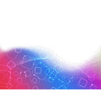 Modern abstract gradient background vector image