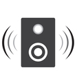 Speakers Icon vector image