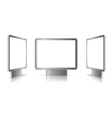 Display Panels vector image