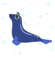 Seal Isolated Drawing vector image