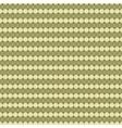 Beadwork raws vector image vector image