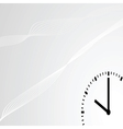 Time background vector image vector image