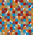 Seamless tiles abstract background background vector image vector image