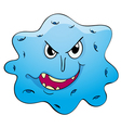 Germ vector image vector image