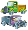 Truck Collection vector image