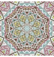 ethnic seamless pattern Vintage indian geometric vector image