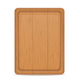 cutting board 02 vector image vector image