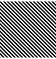 Diagonal stripe seamless pattern vector image