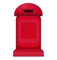 a mailbox vector image vector image