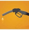 Fuel nozzle vector image