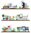useful modern home vector image