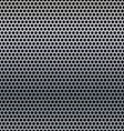 perforated mesh vector image vector image