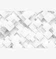 abstract technology white background vector image