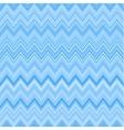 Cute zig zag stripe seamless pattern vector image vector image