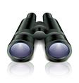 object binocular vector image