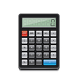 object calculator vector image vector image