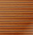 Dark wooden texture plank background vector image