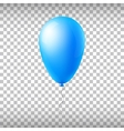 Abstract creative concept flight balloon vector image