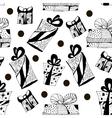 present pattern vector image