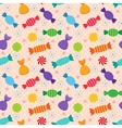 sweets pattern vector image