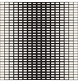 Rectangle Transition Halftone Grid vector image