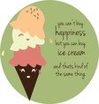 Buy Ice Cream vector image