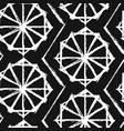 ramadan kareem textured seamless pattern vector image