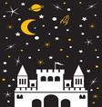 castle noc2 vector image