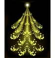 Abstract Christmas tree EPS10 vector image