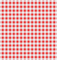 classic tablecloth vector image vector image