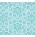 Vintage Floral motif pattern vector image vector image