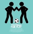 Fair Play Sport Sign vector image