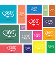 360 group vector image