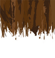 vector abstract grunge background vector image vector image