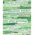 energy headlines vector image